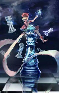 Chess - Tet