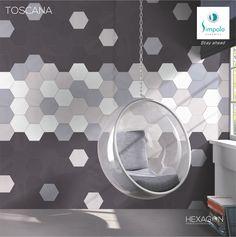 Vitrified Tiles, Hexagon Tiles, Living Styles, White Tiles, Kitchen Tiles, Wall Tiles, Tile Floor, Flooring, Ceramics