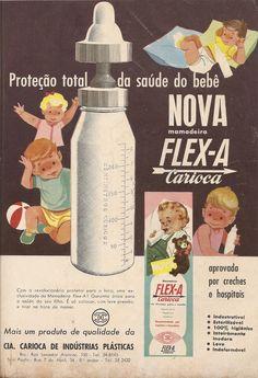 Antigas Propagandas Brinquedos FLEX-A Carioca