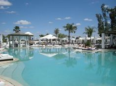 nikki beach marrakech pool - Google'da Ara