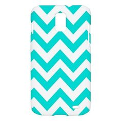New Cool Blue Chevron Pattern Samsung Galaxy S II Skyrocket i727 Hardshell Case Cover Samsung Galaxy S2 Skyrocket Case