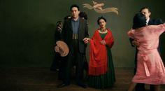 Frida Dir: Julie Taymor DoP: Rodrigo Prieto Year: 2002