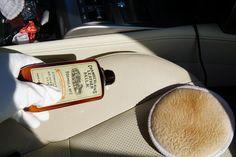 Car Smell Hacks And Tips – Country Diaries Diy Home Cleaning, Car Cleaning Hacks, Car Hacks, Milk Brands, Foam Paint Brush, Car Smell, Seasonal Allergies, Car Air Freshener, Small Bottles