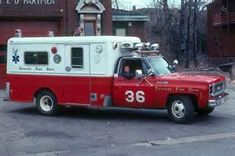 Old Chicago Fire Department Ambulances - Bing images