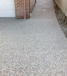 Cost of Exposed Aggregate Concrete Driveway | Sydney