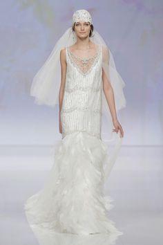 ilovebrides.pt desfile Marylise e Rembo Styling coleção 2017 na Barcelona Bridal Fashion Week