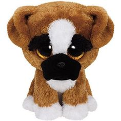 TY BEANIE BOOS BOXER 15CM - TY PELUCHES