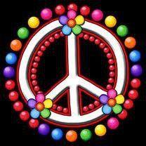 Peace color!