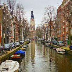 #amsterdam #groenburgwal #zuiderkerk