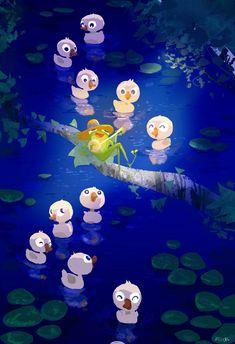 Moonlight Serenade by PascalCampion.deviantart.com on @deviantART