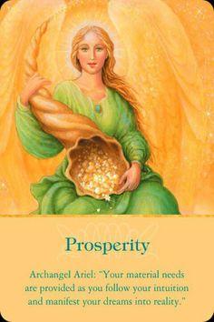 FINANCIALLY PROSPEROUS - Prosperity