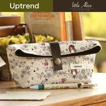 Uptrend - Little Alice Wide Bottom Pouch