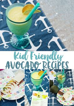 "Introduce avocados to your child with these kid-friendly avocado recipes! Host a party, set up a ""wrap station,"" and serve Chicken Bacon Avocado Wraps!"