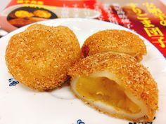 種子島産 安納芋使用|安納芋のすりごま団子