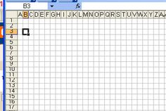 ChemKnits: How to Make a Knitting Chart in Excel (Part 1 - Setting . Knitting Help, Knitting Charts, Lace Knitting, Knitting Stitches, Knitting Patterns Free, Stitch Patterns, Knit Patterns, Crochet Symbols, Crochet Chart