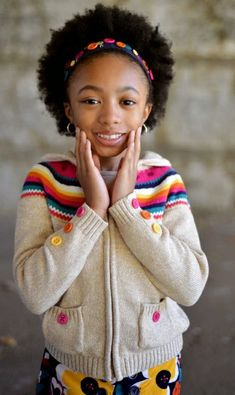 Style Your Child's Short Natural Hair . African Natural Hairstyles, Natural Hairstyles For Kids, Short Hair For Kids, Girl Short Hair, Black Hair Growth, Black Hair Care, Baby Girl Hairstyles, Trendy Hairstyles, Wedge Hairstyles