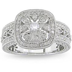@Overstock - Created sapphire and diamond fashion ringSterling silver jewelryClick here for ring sizing guidehttp://www.overstock.com/Jewelry-Watches/Miadora-Silver-Created-Sapphire-and-1-3ct-TDW-Diamond-Ring-H-I-I3/5085538/product.html?CID=214117 $110.69