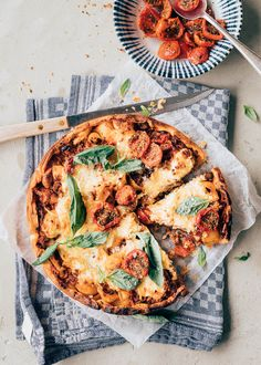 I Love Food, A Food, Good Food, Food And Drink, Evening Meals, Pasta, Snacks, Vegetable Pizza, Italian Recipes