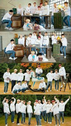 Bye wanna one 😢😢😢 Big Love, First Love, Seventeen Wallpapers, Lai Guanlin, Kim Jaehwan, Cha Eun Woo, The Day Will Come, Golden Child, K Idol