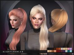 Nightcrawler Sims' Nightcrawler-Gigi