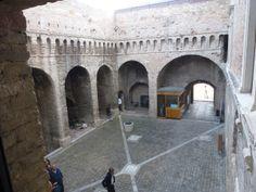 Courts in Senigalli