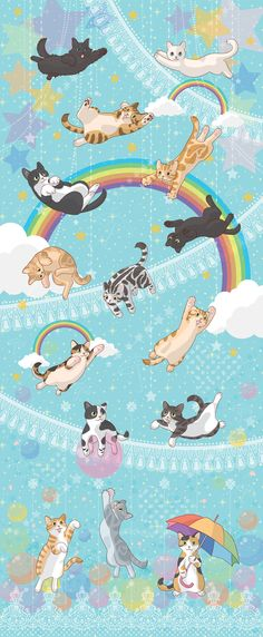 Kitty Cat Forecast by inu