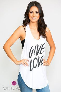 Your outfit will speak louder than words when you choose any style from this fun collection of Graphic Tees!