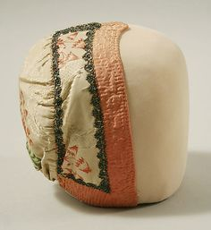 Cap French ca. 18th Century