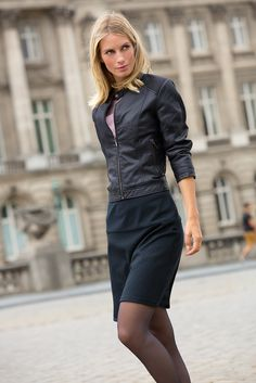 Gsp My Wardrobe, Leather Skirt, Skirts, Blue, Fashion, October, Moda, Leather Skirts, Skirt Outfits