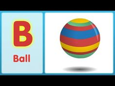 The B Song (Uppercase)   Super Simple ABCs - YouTube