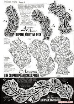 crochet beauty lace convolves   make handmade, crochet, craft