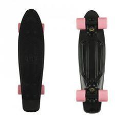 Black/Black/Pink