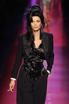 Jean Paul Gaultier at Couture Spring 2012 - StyleBistro