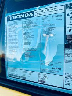Honda Civic Type R, Engineering, Activities, Technology