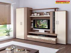 Wardrobe Design Bedroom, Bedroom Furniture Design, Tv Wall Design, House Design, Living Room Sofa, Living Room Decor, Tea Table Design, Tv Unit Furniture, Living Room Tv Unit Designs