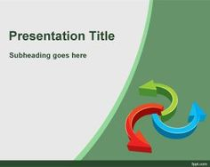 Free Environmental Issues Powerpoint Template Is A Free