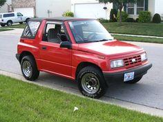 Picture of 1991 Geo Tracker 2 Dr STD Convertible, exterior Cute Baby Cow, Baby Cows, Suzuki Vitara Cabrio, Suv 4x4, Dodge Power Wagon, Hummer, Future Car, Car Accessories, Geo