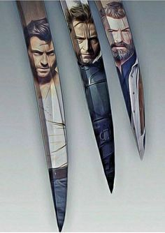 Wolverine evolution.