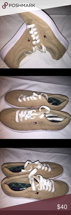 379488de1a55 Tommy Hilfiger men s size 12 Just like new Tommy Hilfiger Shoes Sneakers