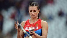 Yelena Isinbayeva se plantea participar en Tokio 2020 - http://www.juegosyolimpicos.com/yelena-isinbayeva-se-plantea-participar-tokio-2020/