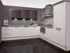 Bloksma Keukens | Moderne hoekkeuken