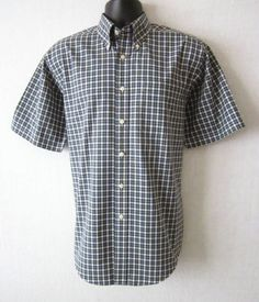 LL BEAN .... Be sure to take a look at this terrific L.L. Bean mens shirt, just perfect for the office or casual wear!  We offer FREE shipping and NO sales tax! Visit J and S Menswear for more great deals on men's fashions!