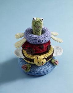 de fil en aiguille: Bee Ring : un jouet vraiment sympa offert par Lion...