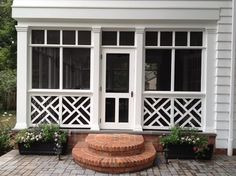 Chippendale Style Railing | Chippendale Railing Design http://www.houzz.com/chippendale-railing/p ...