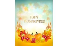 Thanksgiving Background Graphics Thanksgiving background with autumn fruit and leaves.My works are fully editable, vector ob by ecco Thanksgiving Prayer, Thanksgiving Crafts, Thanksgiving Decorations, Happy Thanksgiving, Thanksgiving Appetizers, Thanksgiving Outfit, Business Illustration, Pencil Illustration, Graphic Illustration