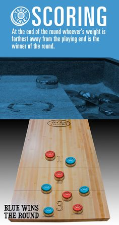 Shuffleboard rules are easy to learn and understand and are designed to keep the game fun. Shuffleboards have several rules that will help you learn how to play shuffleboard. Shuffleboard Games, Knock Knock, Play, Curling, Learning, Tips, Shots, Outdoors, Studying