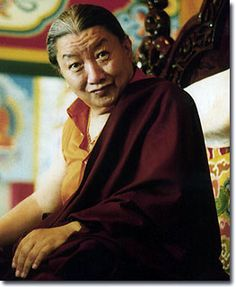 His Holiness Mindrolling Richen Rinpoche