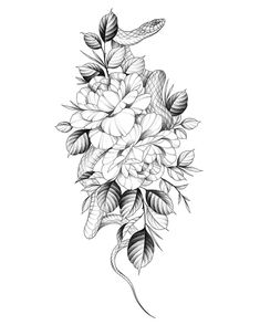 What to Expect When You Get Your Tattoo - Hot Tattoo Designs Hip Tattoo Designs, Floral Tattoo Design, Flower Tattoo Designs, Flower Tattoos, Mini Tattoos, Body Art Tattoos, Small Tattoos, Tattoos For Guys, Sleeve Tattoos