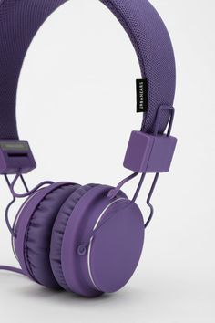 Urbanears Headphones - Lilac - Urban Outfitters