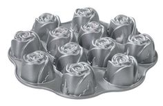 Nordic Ware Cast-Aluminum Nonstick Muffin Pan, Sweetheart Rose by Nordic Ware, http://www.amazon.com/dp/B00080QKC4/ref=cm_sw_r_pi_dp_a3Eeqb1X6EMAF